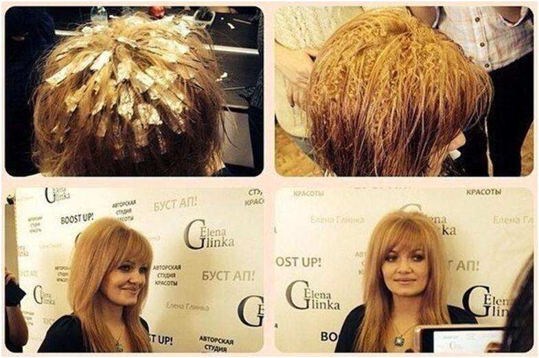 Как сделать прикорневой объём волос