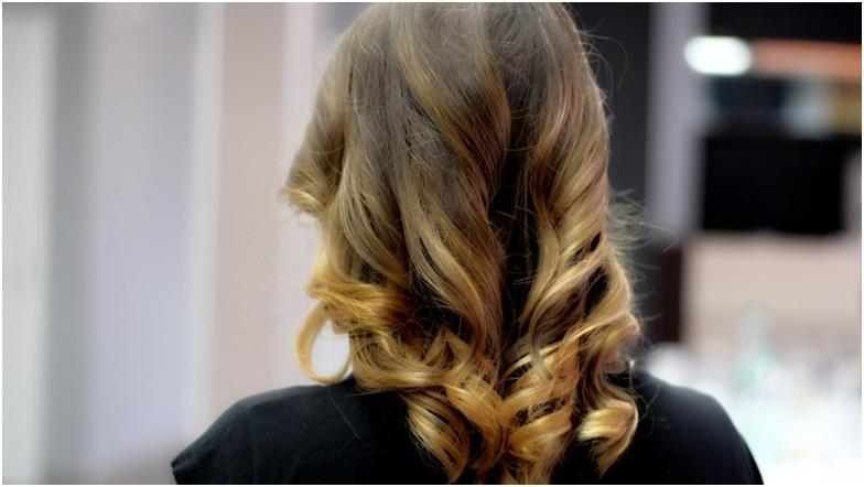 Окрашивание в стиле омбре: лучшая техника покраски на волосах средней длины