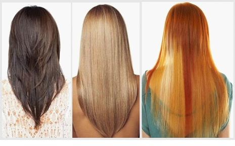 Каскад на длинные волосы без челки как стричь