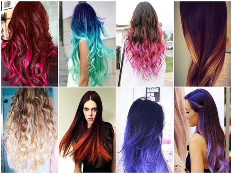 тоника палитра цветов фото на волосах