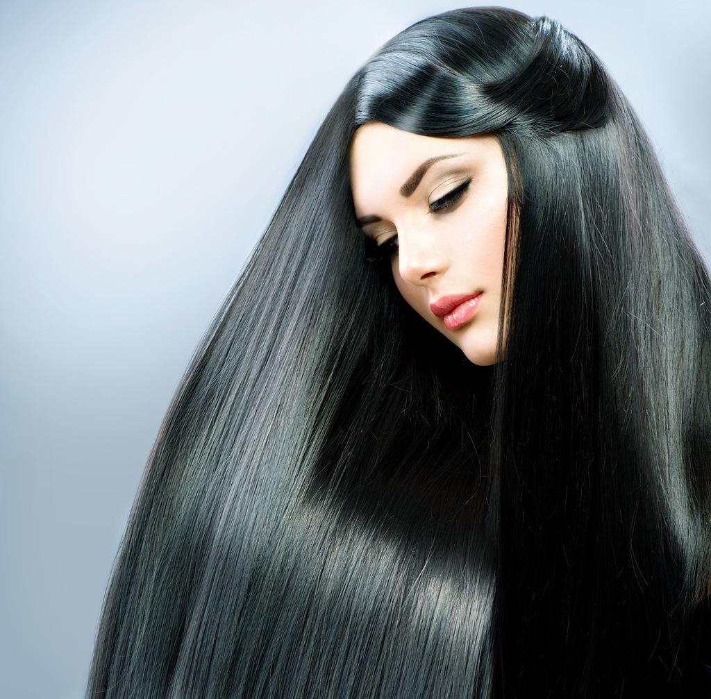 Фото красивых девушек с длинными волосами 4 фотография