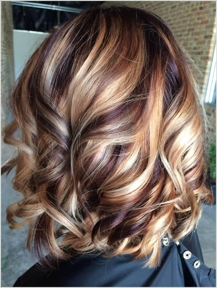Как проходит колорирование на разные типы волос: светлые, русые, рыжие и каштановые