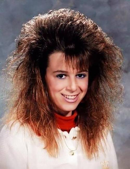 Мода 90 х годов фото прически