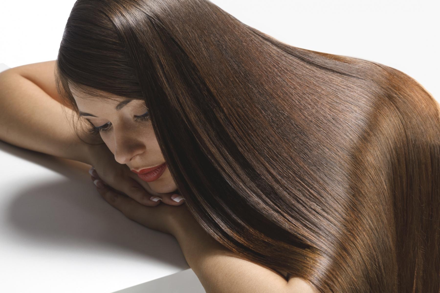 Как сделать чтобы волосы были гладкие и шелковистыми