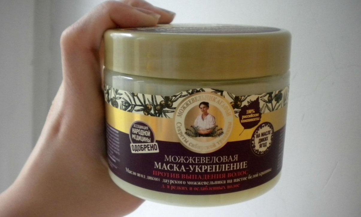 Маски для укрепления волос и от выпадения