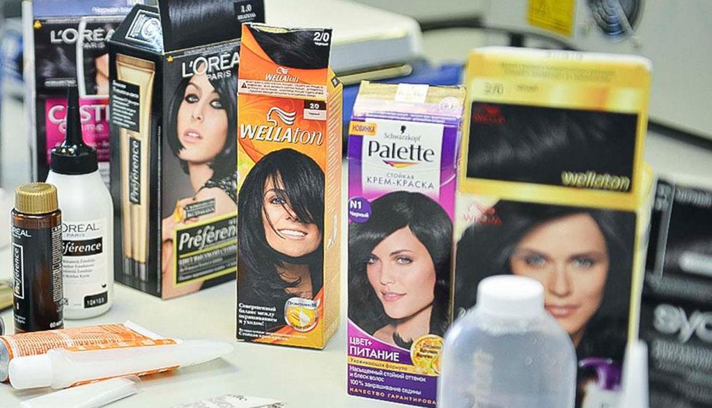 Профессиональная краска для седых волос без аммиака: лучшие варианты
