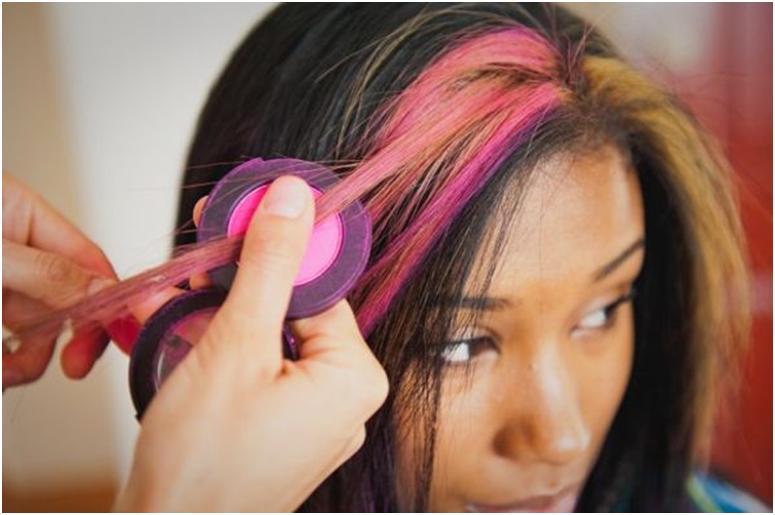 Темные волосы без краски в домашних условиях