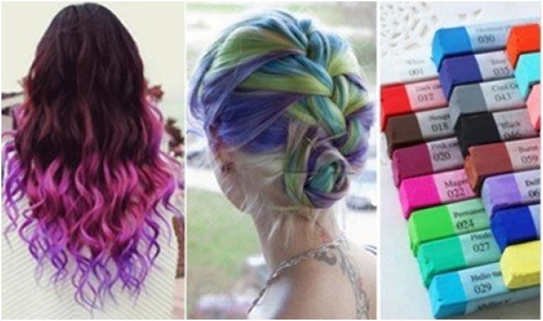Как покрасить волосы своими руками в домашних условиях