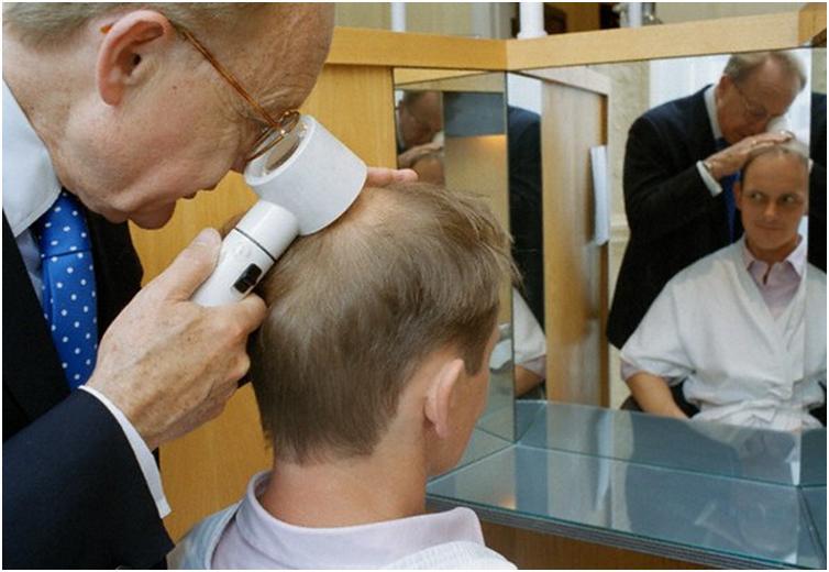 Как покрасить волосы народные средства
