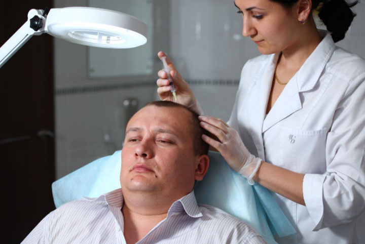 медикаментозный метод лечения облысения у мужчин