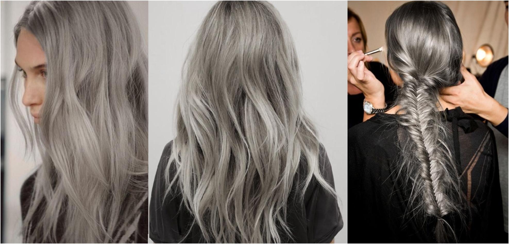 Какой краской покрасить волосы в серый цвет отзывы
