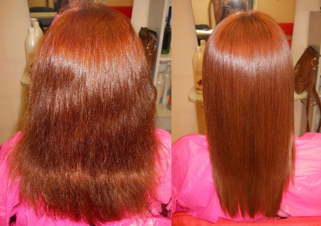 Какое средство для выпрямления волос самое лучшее