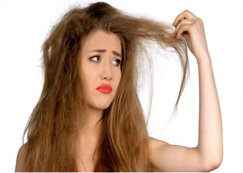 путающиеся волосы