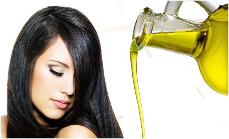 Девушка и масло