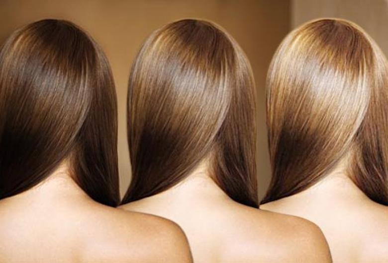 корица осветлит волосы
