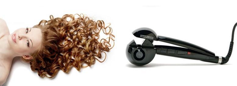 Щипцы для волос babyliss