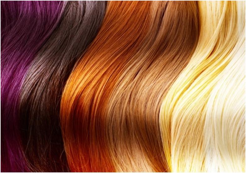 Профессиональная краска для волос Kapous обеспечивает эффект ламинирования, а также идеально прокрашивает седые пряди