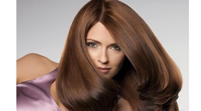 коньячный цвет волос