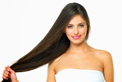 длинные сильные волосы