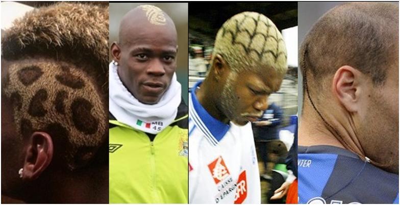Вдохновение футболист и его стилисты черпают во всём: от природы до мультиков