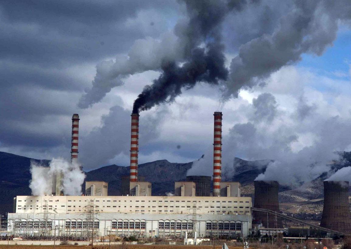 Картинка заводы загрязняют воздух