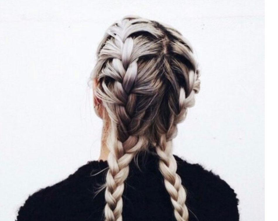 100 супер-идей плетения длинных волос