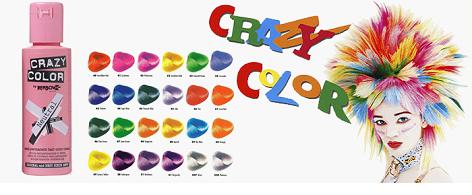 Крэйзи краска